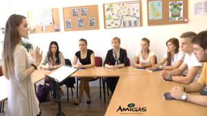 pomaturitní kurzy angličtiny v jazykové škole Amigas Brno